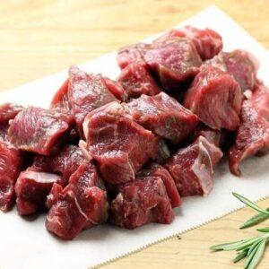 گوشت خورشتی شترمرغ